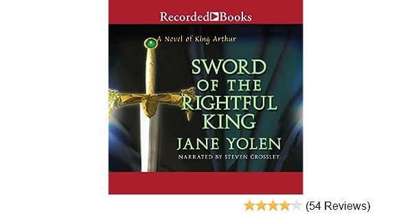 jane yolen sword of the rightful king