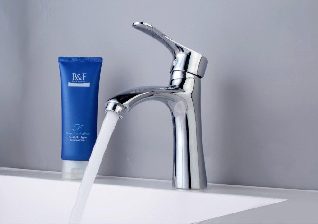 Q ACFACET Basin faucet Hot and cold mixing valve faucet basin faucet washbasin full copper