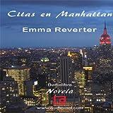 Front cover for the book Citas en Manhattan by Emma Reverter