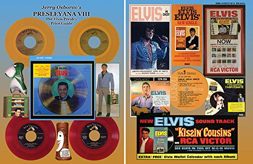 Presleyana VIII (The Elvis Presley Record, CD & Memorabilia Price Guide Eighth Edition)