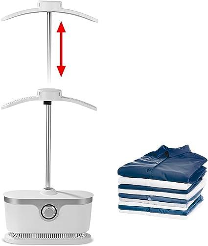 Cleanmaxx Planchadora Automatica De Camisas Se Seca Y Plancha Automaticamente Maquina De Planchar Camisas Y Blusas Totalmente Automatica Amazon Es Hogar