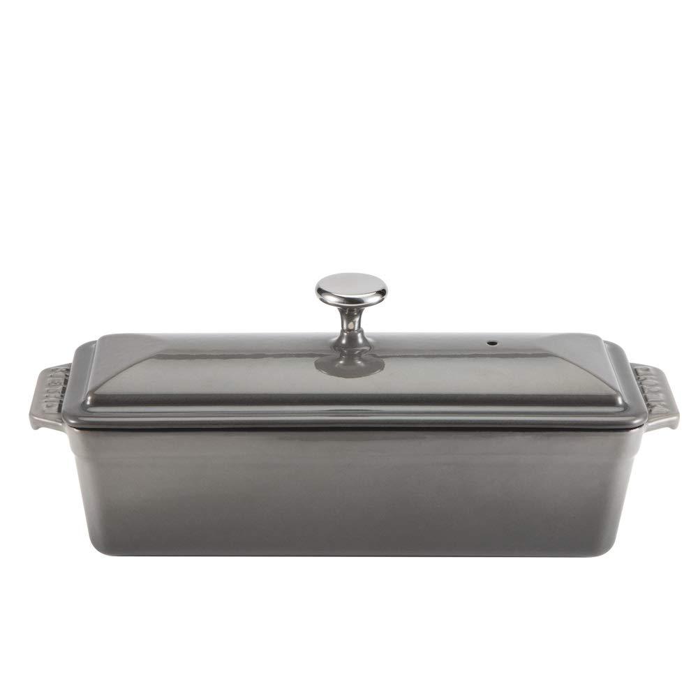 Happycall METHO enameled Cast-Iron Terrine pot (12 x 3 inch)