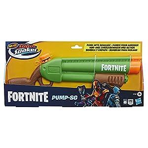 Supersoaker-Fortnite Pump Sg (Hasbro E76475L0)