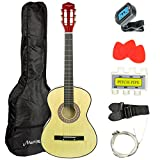 Martin Smith W-38-N Acoustic Guitar Pack, Natural