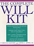 The Complete Will Kit, F. Bruce Gentry and Jens C. Appel, 0471141380