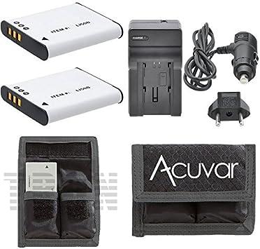 Micro-USB CARGADOR para OLYMPUS SZ10 SZ-10