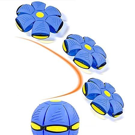 LanLan - Juguete Infantil de fútbol UFO, deformación mágica ...