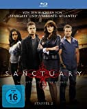 Sanctuary - Wächter der Kreaturen - Season 2 [Blu-ray] [Import allemand]