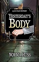 Yesterday's Body (A Jo Durbin Mystery Book 1)