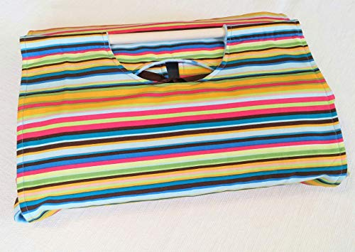 Stripe 9x13 Colorful Dish Carrier - American Made