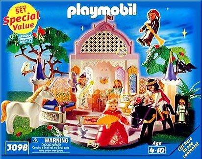- Playmobil Fairy Tale Castle Room Set