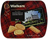 Walkers Dunrobin Castle Shortbread Tin, 28.2 Ounce