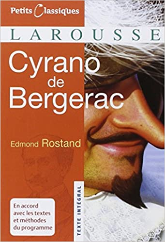 a study of the book cyrano de bergerac by edmond rostand Cyrano de bergerac by edmond rostand unavailable available at half price books® .