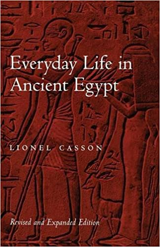 Amazon everyday life in ancient egypt 9780801866012 lionel everyday life in ancient egypt revised enlarged edition fandeluxe Gallery