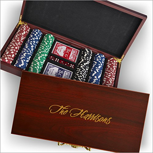 Poker Set 3435 (Large Image)