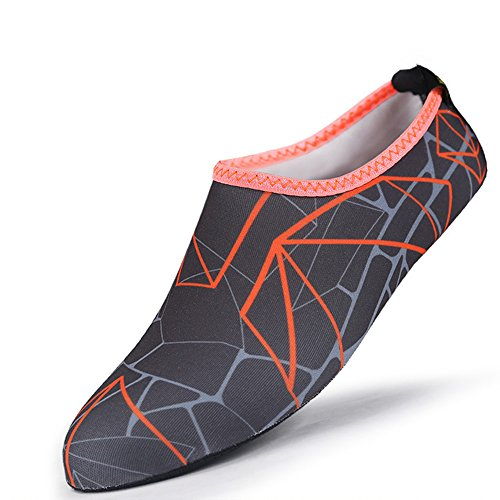 Surf Beach Quick Slip Sports Yoga Shoes Water Shoe Surfing Beach Pool Dry Non Shoes Water Swim Socks 3 Barefoot Cover Skin Water Socks Shoes Socks Diving Aerobics ShoesScuba Beach Swimming nHUZWxw570