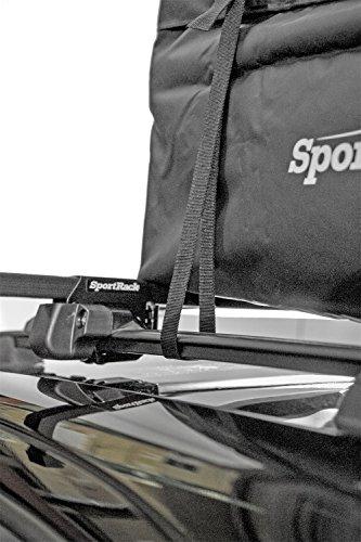 SportRack SR8107 Cargo Bag, 15-Cubic Feet, Black