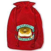 """Funny Corgi Christmas Gift Sacks(13.8""""18.0"""") Candy Bag Home Decor Holiday Wrap Wedding Party Christmas Favor Gift Bags For Holiday"""