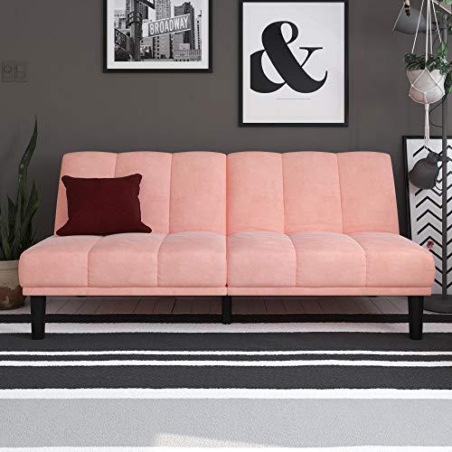 Mainstay Channel Cushion Futon