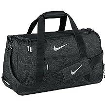 Nike Sport III Holdall Duffle Bag (One Size) (Black/ Silver)