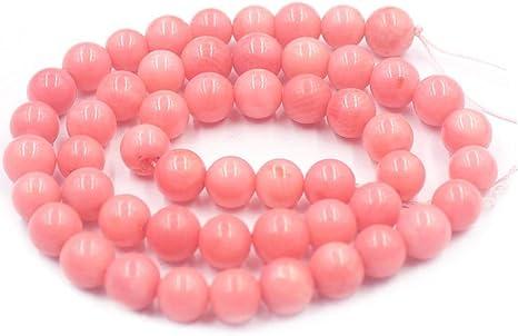 Handmade Healing Gemstone Stretch Bracelet W//Bamboo Coral /& Howlite USA