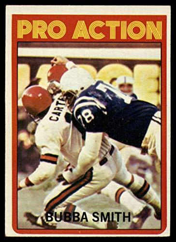 Football NFL 1972 Topps #127 Bubba Smith IA EX/NM ()