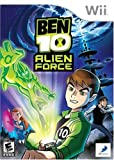 Ben 10 Alien Force - Nintendo Wii (Jewel case) by D3 Publisher