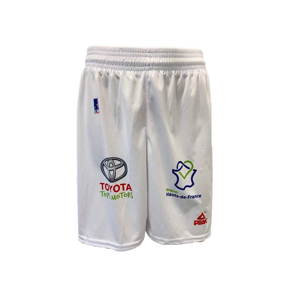 Denain Voltaire Pantalones Cortos de Baloncesto para niños ...
