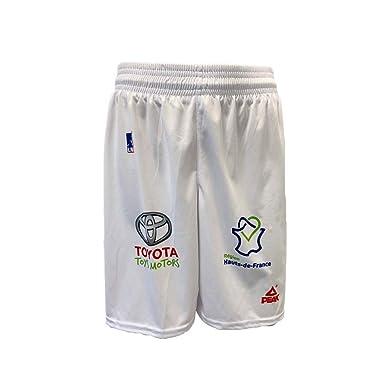 Denain Voltaire Pantalones Cortos de Baloncesto Oficial para el ...