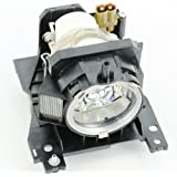 Awo-LampsDT00911 Replacement Bulb/Lamp with Housing for HITACHI CP-WX400 CP-WX410 CP-X201 CP-X206 CP-X301 CP-X306 CP-X401 CP-X450 CP-X467 CP-ED-X31 CP-X33 Projectors 150 Day Warranty
