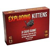 Juego de cartas Exploding Kittens