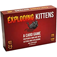 Exploding Kittens: A Card Game About Kittens and...