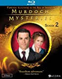MURDOCH MYSTERIES, SEASON TWO (BLU-RAY)
