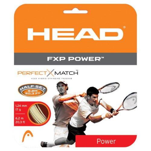 (HEAD 281159-17NTH FXP Power 17g Half Set Natural)