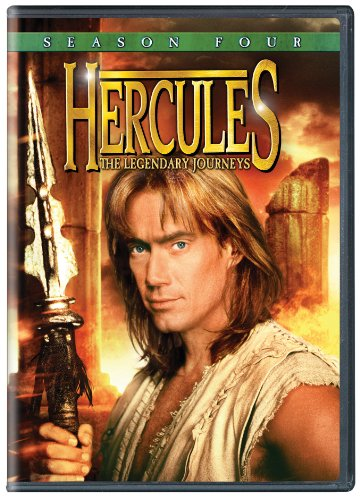 DVD : Hercules - The Legendary Journeys: Season Four (Boxed Set, Full Frame, Snap Case, , 5 Disc)