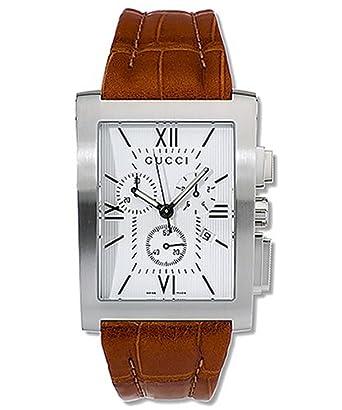 322db7b5464 GUCCI Men s YA086308 8600 Series Watch  Amazon.co.uk  Watches