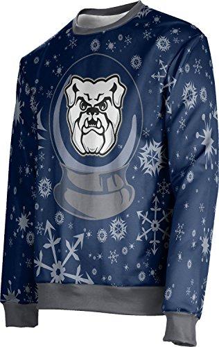 Butler Globe - ProSphere Butler University Ugly Holiday Unisex Sweater - Snow Globe FE621