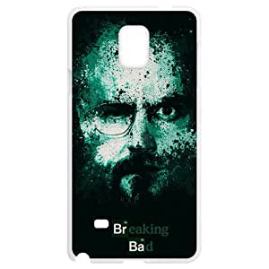 Breaking Bad SamSung Galaxy Note4 White Phone Case Gift Holiday Gifts Souvenir Halloween gift Christmas Gifts TIGER155676