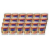 Pack of 24 My Shaldan Japanese Car Cup-Holder Natural Air Freshener Cans (Orange Scented)
