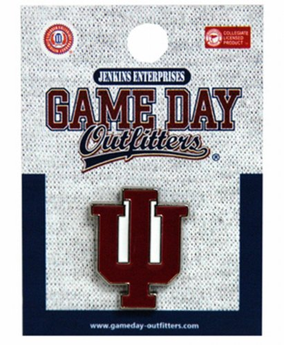 NCAA Indiana Hoosiers Jewelry Lapel Pin College - Indiana Hoosiers Pins