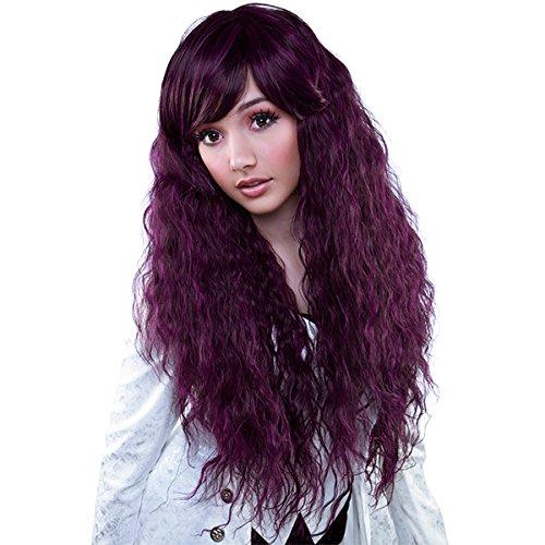 Gothic Lolita Wigs® Rhapsody™ Collection - Black Plum -