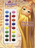 img - for Picture Perfect (Disney Tangled) (Deluxe Paint Box Book) book / textbook / text book