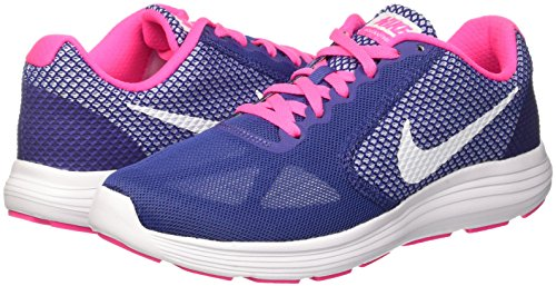 Nike Morado Mujer Revolution Y Purple Blast Correr Dust White Wmns pink 3 Entrenamiento dk q0BnTqfr