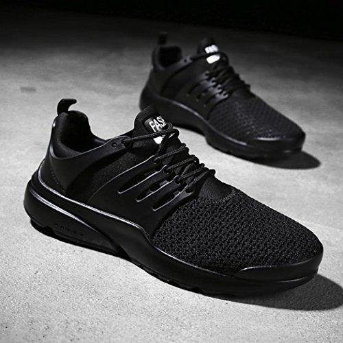 Basse Outdoor Sneakers Ragazza Traspirante Sportive Leggera Casual Running Nero Fitness Ginnastica Chenang Uomo Scarpe Respirabile Corsa Sportivi Gym Nuotare 2018 da xPYwqafC
