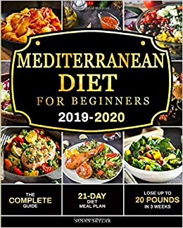 mediterranean diet cookbook education materials