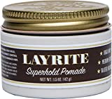 #4: Layrite Superhold Pomade, 1.5 ounce
