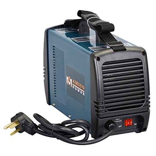 Amico Amico Power Dc160A 160 Amp Stick Arc Dc Welder 115/230V Dual Voltage Welding Soldering Machine by Amico (Image #1)