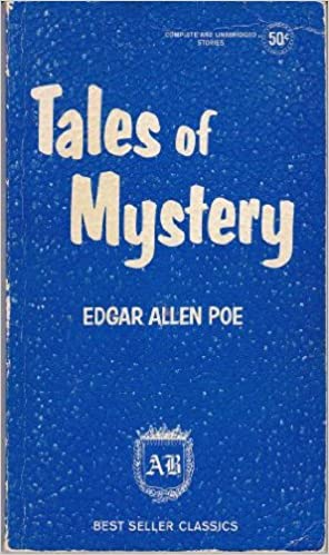Book Tales of Mystery
