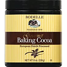 Rodelle, Cocoa Courmet Baking, 8 OZ (Pack of 6) by Rodelle