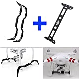 #7: Phantom 3 Gimbal Guard + Phantom 3 Landing Gear Threeking DJI Phantom 3 Series Gimbal & Camera Protector for All DJI Phantom 3 Series